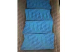 RF Foam absorber ready for shipment