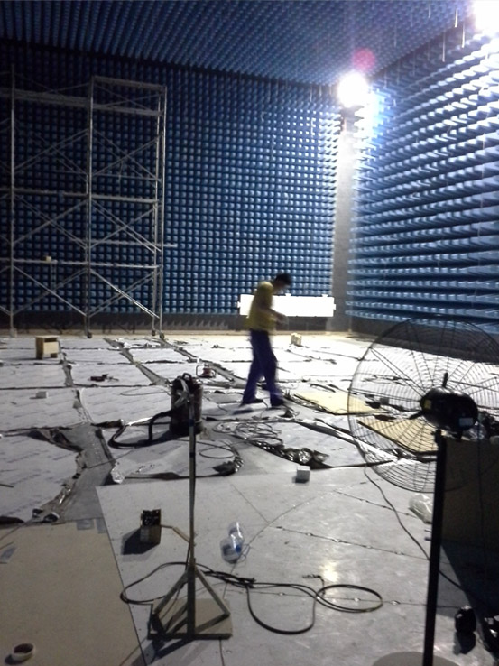 New Anechoic Chamber project
