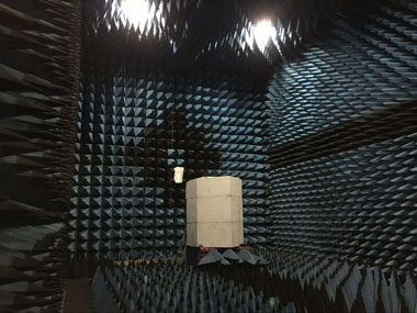 Project of Annechoic Chamber