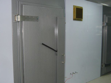Project of RF Shielding Enclosure