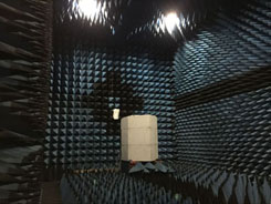 Anechoic chamber Project