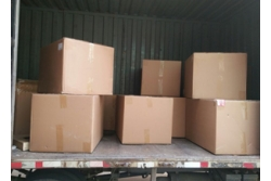 RF Foam materials ready for shipment