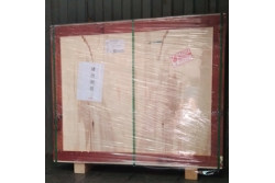 RF Shielding Door ready for shipment