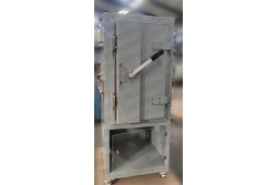 EMC Cabinet for wireless testing