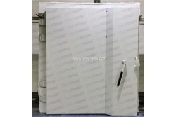 New production of RF shielding door