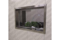 Lead Glass for CT Room