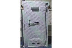 Manual Shield Door ready to ship